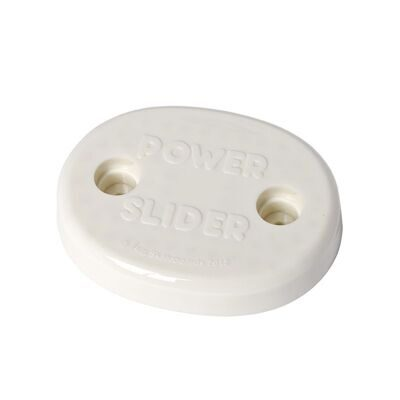Накладка на тейл Flip Power Slider White