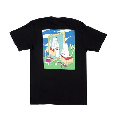 Футболка Ripndip Beat It Tee Black