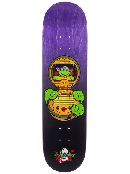 Дека Santa Cruz x TMNT Donatello 8.125in x 31.7in