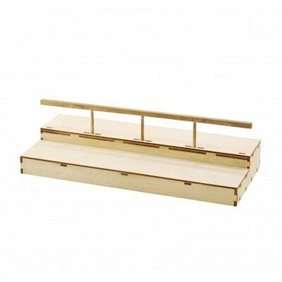 Фигура Pars double box wodden top+rail(S).No kickers.