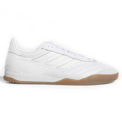 Кеды adidas Skateboarding Copa Nationale Cloud White Silver Metallic Gum M2