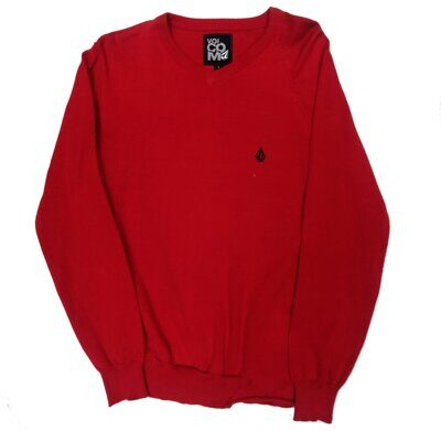 Толстовка Volcom Tipw Sweater Red