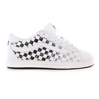 Кеды Vans Mercer Faded Checkerboard White