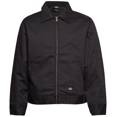 Куртка Dickies Insulated Eisenhower Jacket Black