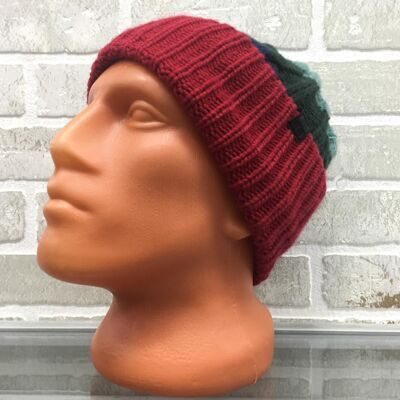 Шапка Insight City Blassin Beanie Beet