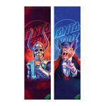 Шкурка Mob Grip Tape Santa Cruz The Worst 9in x 33in