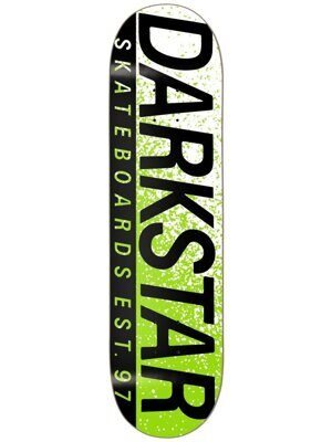 Дека Darkstar Wordmark RHM Neon Green