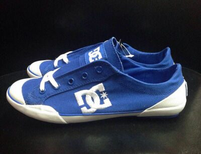 Кеды DC Chelsea Z Low royal wht