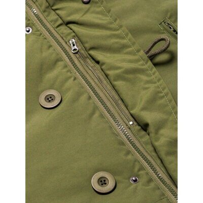 Куртка Footwork Amut Parka OLIVE NIGHT