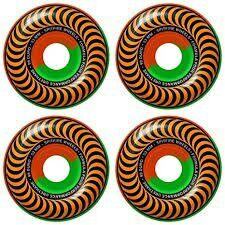 Колеса SPITFIRE F4 CLASSIC 5050SWL Orange Green 53MM 99A