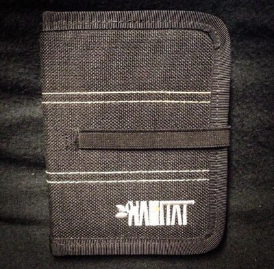 Кошелек Habitat Wallet Logo Black