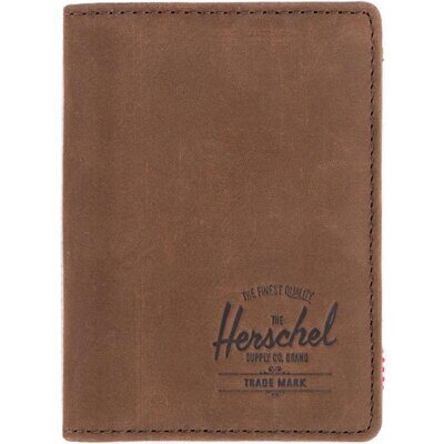 Кошелек Herschel Gordon Leather Brown Duck