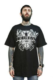Футболка Krew Bills Reg Tee blk