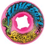 Колеса Santa Cruz Slime Balls Vomit Mini Neon Pink 97a 54mm